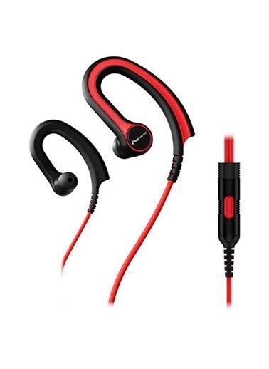 Pioneer SE-E711 T-R Kulakiçi Mikrofonlu Kulaklık Kırmızı